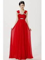 Cuatro estaciones Árboles Moda palabra de longitud vestido de fiesta / vestido de Slim (Modelo del diamante al azar)