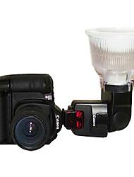 Сверкание рассеиватель P2 для Canon 430EX II 420EX 2 цветная купольная