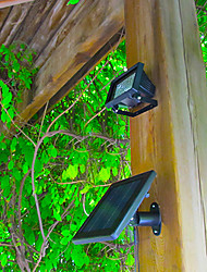 30-led de potencia jardín inundación punto de luz del césped de la lámpara blanca fría ultra brillante solar