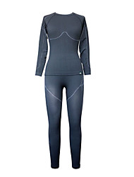 Outdoor Women's Clothing Sets/Suits / Base Layers Camping & Hiking / Climbing / Leisure Sports / SnowsportsWearable / Windproof / Thermal