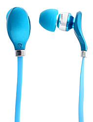 CK-880 Stereo In-ear Metal Earphone for Apple Cellphone,iPad,PC,Tablets,MP3