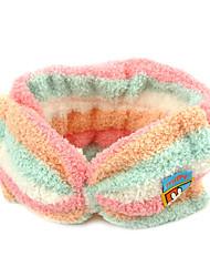 Cute Candy-colored Villus HeadBand