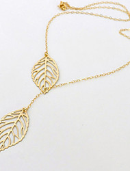 Jewelry Pendant Necklaces Party / Daily / Casual Alloy Women Gold Wedding Gifts