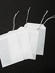 Empty Teabags String Heat Seal Filter Paper Herb Loose Tea Bags (100pcs/lot)