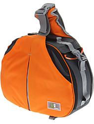 Caseman AOS2-32 orange Professionelle Triangle One-Shoulder Bag für Spiegelreflexkameras