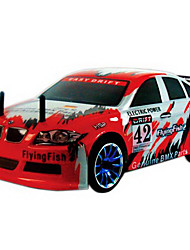 1:16 4WD Elektro On-ROAD CAR DRIFT FLYING FISH -2