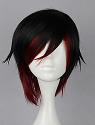 RWBY Ruby Rose Cosplay Wig