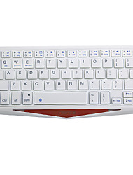 Ultrathin Keyboard Bluetooth com suporte para Smart TV e Tablet PC