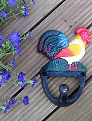 Country Style Galo metal Garden gancho