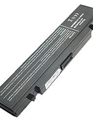 5200mAh substituição da bateria do portátil para Samsung NP-R465 NP-R466 NP-R467 R60 R45 - Preto