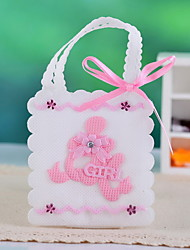 Floral Favors Bags-GIRL - Set of 12