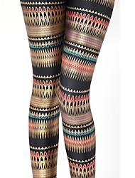 Stripe Leggings coloridas