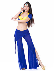 Belly Dance Outfits Women's Spandex Short Sleeve