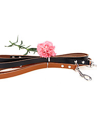 New Dog Products Lead For Dogs Of Genuine Leather The Length 120 Cm