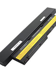 5200mAh substituição da bateria do portátil para Thinkpad X40 X41 92P1002 92P0998 92P0999 92P1000 92P1003 8 Células - Preto