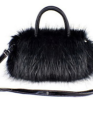Fashion Winter Fur Stylish Mini Crossbody Bag