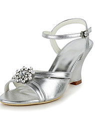 Women's Wedge Heel Heels & Sandals With Rhinestone(More Colors)
