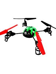WLTOYS Beetle Quad-Rotor V929 elektrischer RC Hubschrauber 2,4 GHz 4-Kanal RTF GYRO