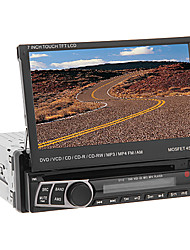 Auto DVD-Player - Universell - 7 Zoll - 800 x 480