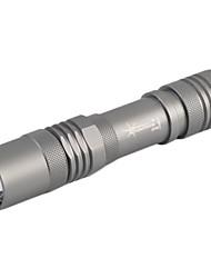 SolarStorm SP-01 CREE XM-L U2 5-Mode LED (1000LM 1X18650/2X16340 grau)