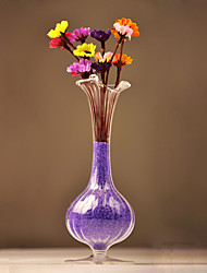 Table Centerpieces Retro Glass Vase  Table Deocrations