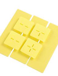 Translucent cajón particiones Set (Set de 7 piezas)
