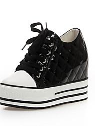 Charol Plataforma Plataforma Botines / Botines Casual Shoes (más colores)