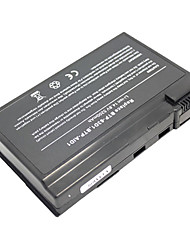 5200mah замены батарей ноутбуков для Acer Aspire 3020 3610 5020 BTP-63D1 BTP-96H1 BTP-98H1 BTP-AFD1 8 клеток - черный