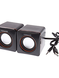 LF-701 Mini Stereo Speaker Box for Laptops