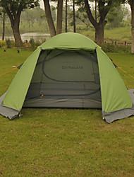 Himalaya 210*(60+180+60)*125CM 2-Person Aluminium Double Tent