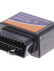 D2 Mini ELM327 v1.5 Bluetooth OBDII Interface Auto Scanner Outil de diagnostic de voiture