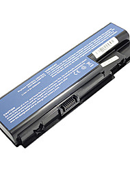 5200mah Replacement Laptop Battery for Acer Aspire 5310 5315 5520 5520G 5710 5720 5920 5920G 6530 6920 - Black