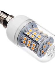 6W E14 LED Mais-Birnen T 46 SMD 2835 530-560 lm Warmes Weiß AC 220-240 V