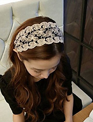 Z&X®  Lace Thick Headband