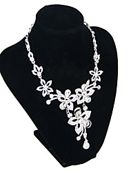 Women's Alloy Jewelry Set Crystal/Cubic Zirconia