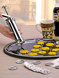 Cookie Biscuits Press Machine Kitchen Tool Cake Decorating Biscuit Maker Set