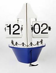 "8 ""Tipo moderno Reloj de sobremesa digital"