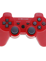 goigame bedrade bluetooth controller voor ps3 / pc