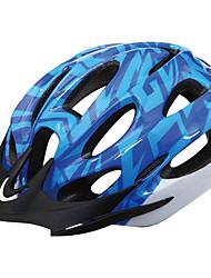 Ligero EPS + PC Ciclismo Casco protector con 15 Vents