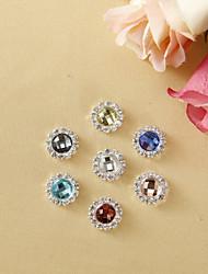 Wedding Décor Rhinestone Circle Diamante(More Colors)