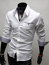 air moulante chemise à carreaux à manches longues