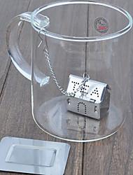 filtro filtros de casa infusor de chá de aço inoxidável bule de chá de ervas infuser