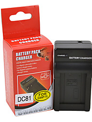 DSTE Charger DC81 para Casio NP-70 Bateria
