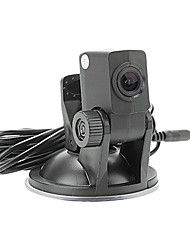 """720P 3.5"""" LED Screen Car DVR, Motion Detection Cycle Recording Night Vision Seamless Recording"""