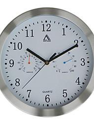 "12 ""style Snooze Alarm Clock Météo Creative"