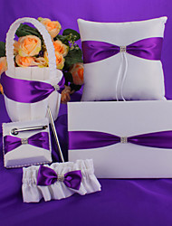 Roxo Bow Wedding Colecção Set (5 Pieces)