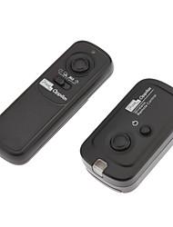 FSK 2.4GHz 16-канальный беспроводной спуска затвора Пульт дистанционного управления для Sony / Konica Minolta DSLR