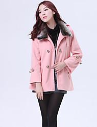 PRENAIR élégant manteau en tweed High-End européenne (Random Acc) OA6928-1