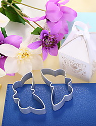 Butterfly Cookie Cutter Set(2 Pieces)
