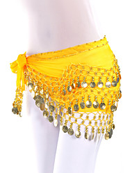 Fashion Chiffon Belly Dance Belt For Ladies(More Colors)